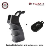 G&G Tactical Grip for M4 and motor cover plate