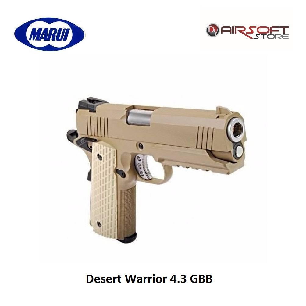 Tokyo Marui Desert Warrior 4.3 GBB