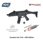 ASG Scorpion Evo 3 A1 - HPA Edition