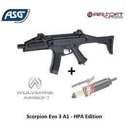 ASG Scorpion Evo 3 A1 - HPA Edition