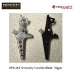 Speed Airsoft HPA / MOSFET M4  Tunable Blade Trigger