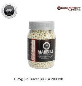 Madbull 0.25g Bio Tracer BB PLA 2000rds