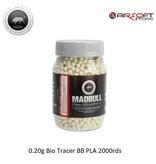 Madbull 0.20g Bio Tracer BB PLA 2000rds