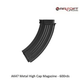 PIRATE ARMS AK47 Metal High Cap Magazine - 600rds