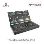Gate Titan V2 Complete Set Rear Wired