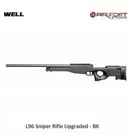 Well L96 Sniper Rifle Upgraded - BK