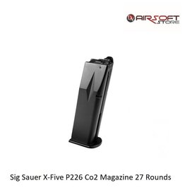 Sig Sauer X-Five P226 Co2 Magazine 27 Rounds