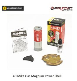 Airsoft Innovations 40 Mike Gas Magnum Grenade Shell