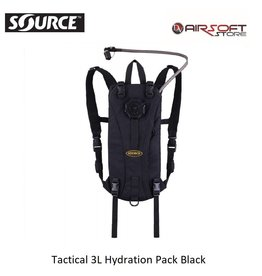 Source Tactical 3L Hydration Pack Black