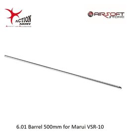 Action Army 6.01 Barrel 500mm for Marui VSR-10
