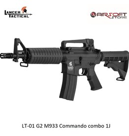 Lancer Tactical LT-01 G2 M933 Commando combo 1J