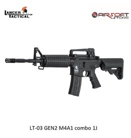 Lancer Tactical LT-03 GEN2 M4A1 combo 1J