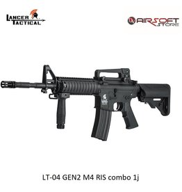 Lancer Tactical LT-04 GEN2 M4 RIS combo 1j