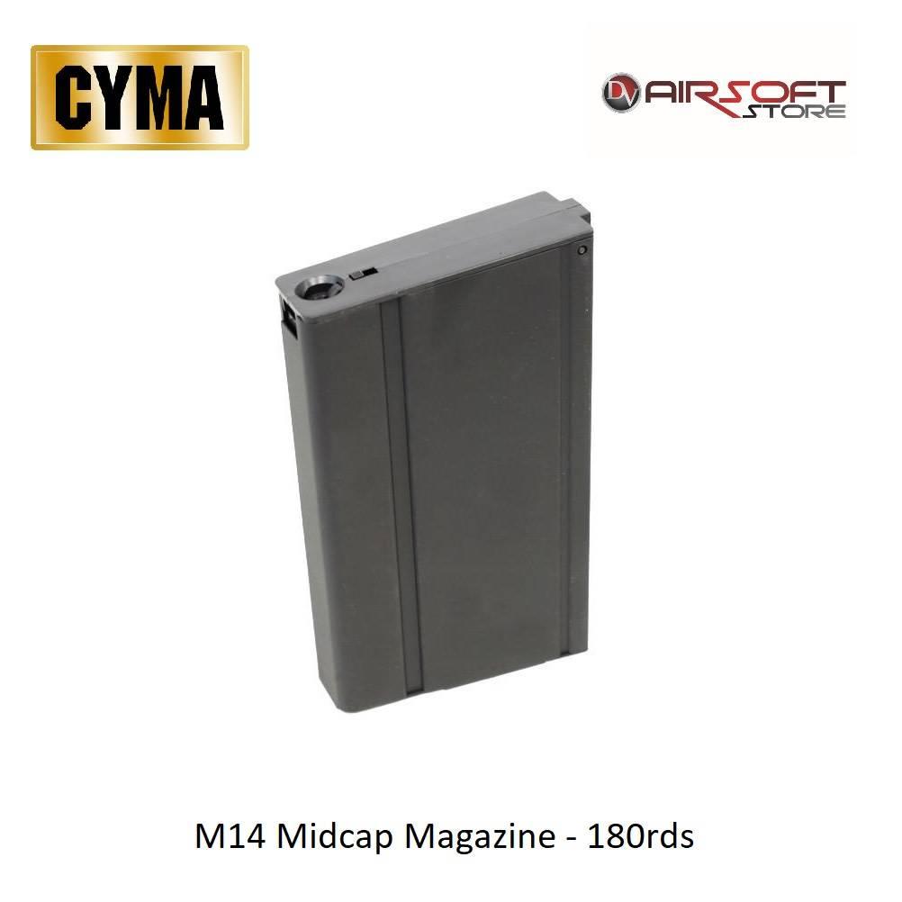 CYMA M14 Midcap Magazine - 180rds