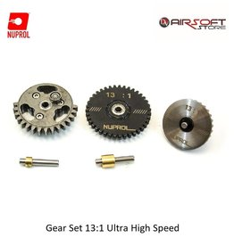 NUPROL Gear Set 13:1 Ultra High Speed