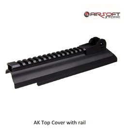 Golden Eagle AK Top Cover with rail
