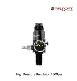 High Pressure Regulator 4500psi