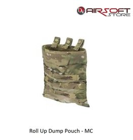 Roll Up Dump Pouch - MC