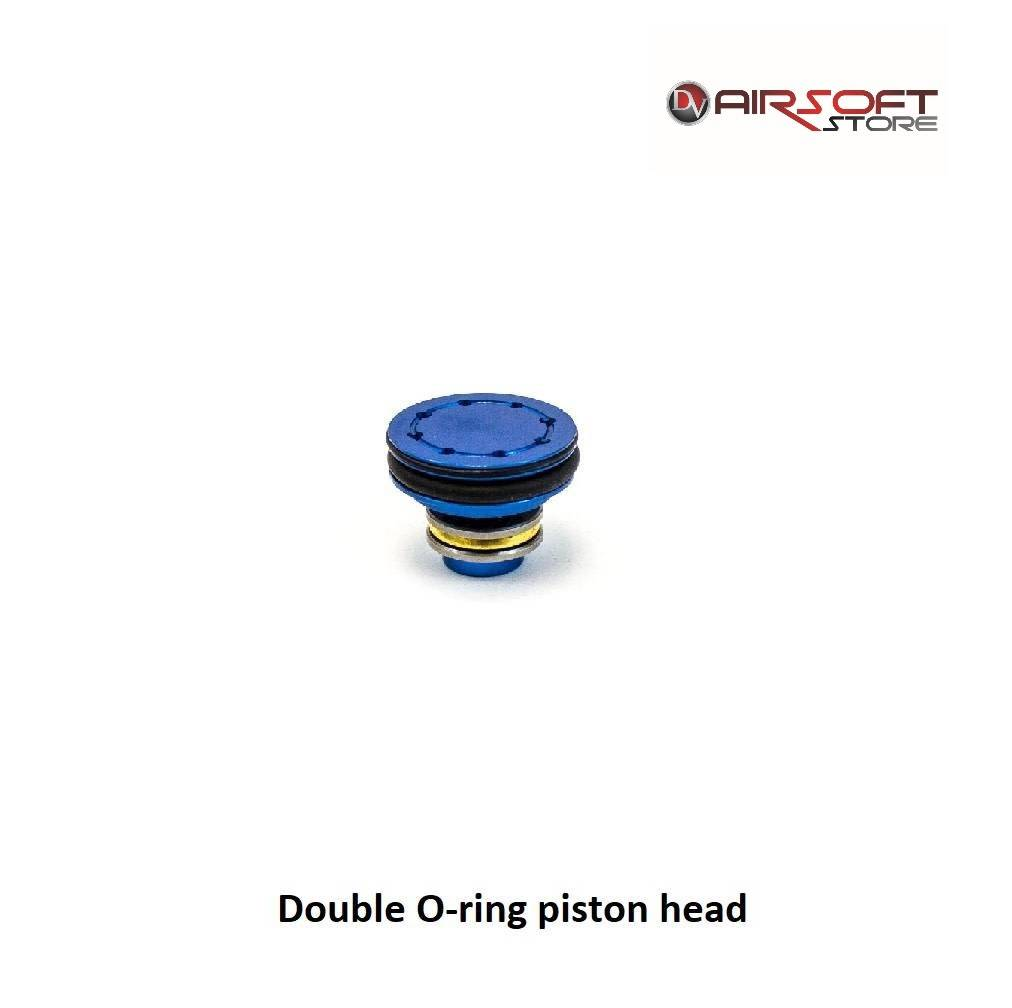 Double O Ring Piston Head