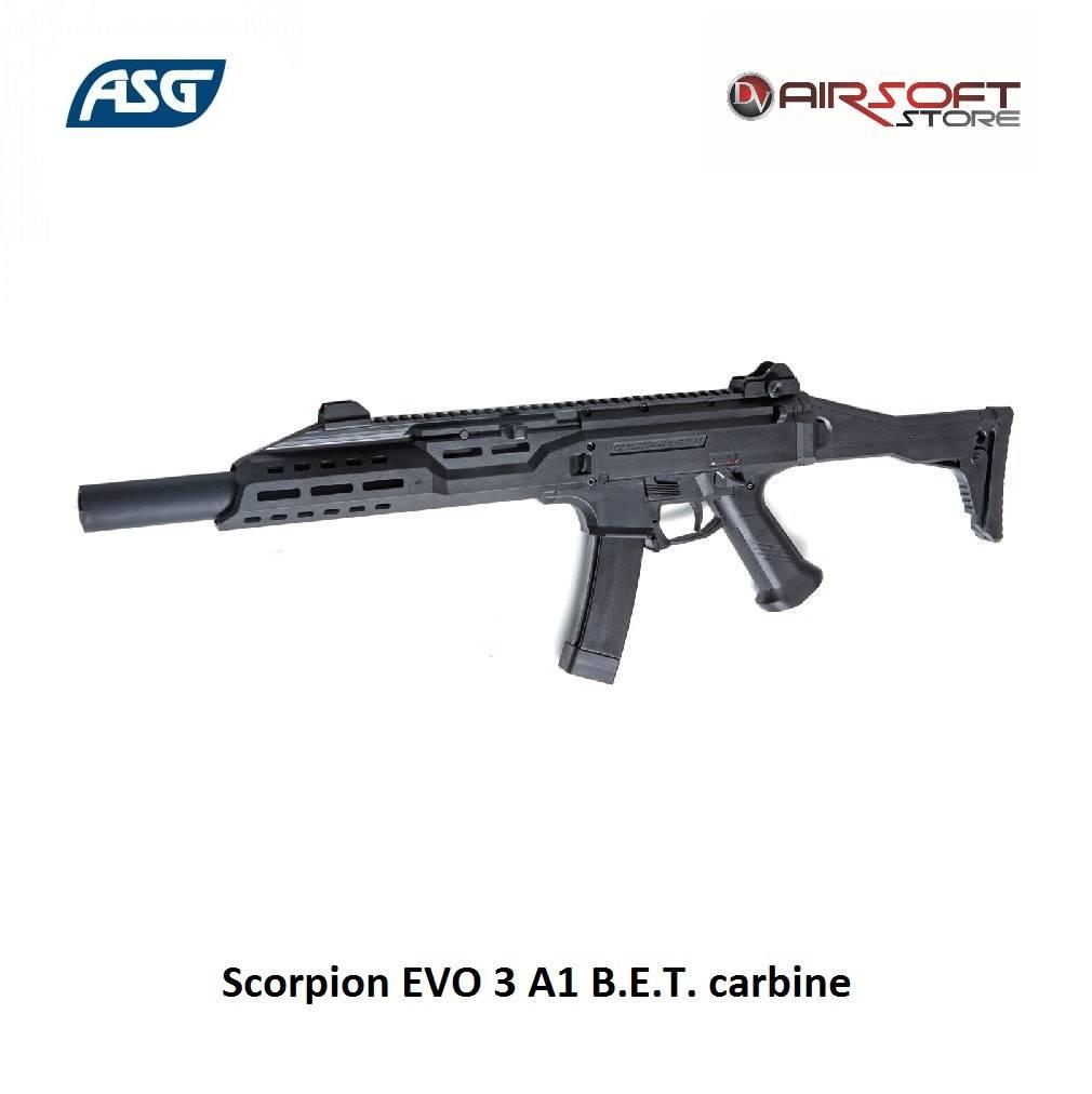 ASG Scorpion EVO 3 A1 B.E.T. carbine