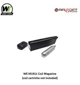 WE Europe Magazine We 5.1 Hi-capa Co2 -BL