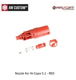 Armorer Works Original Nozzle for WE / AW Hi-Capa 5.1 - RED