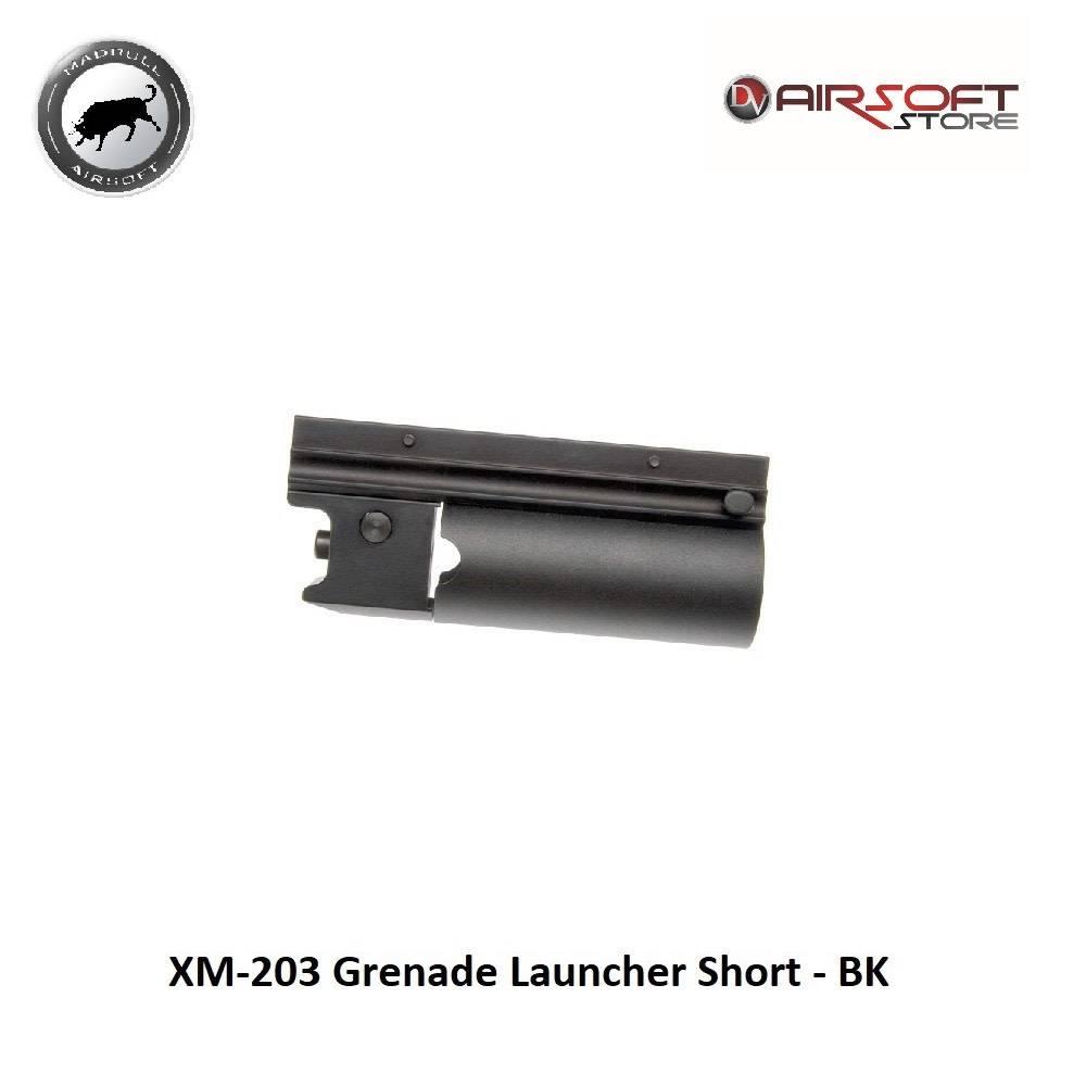 Madbull XM-203 Grenade Launcher Short - BK