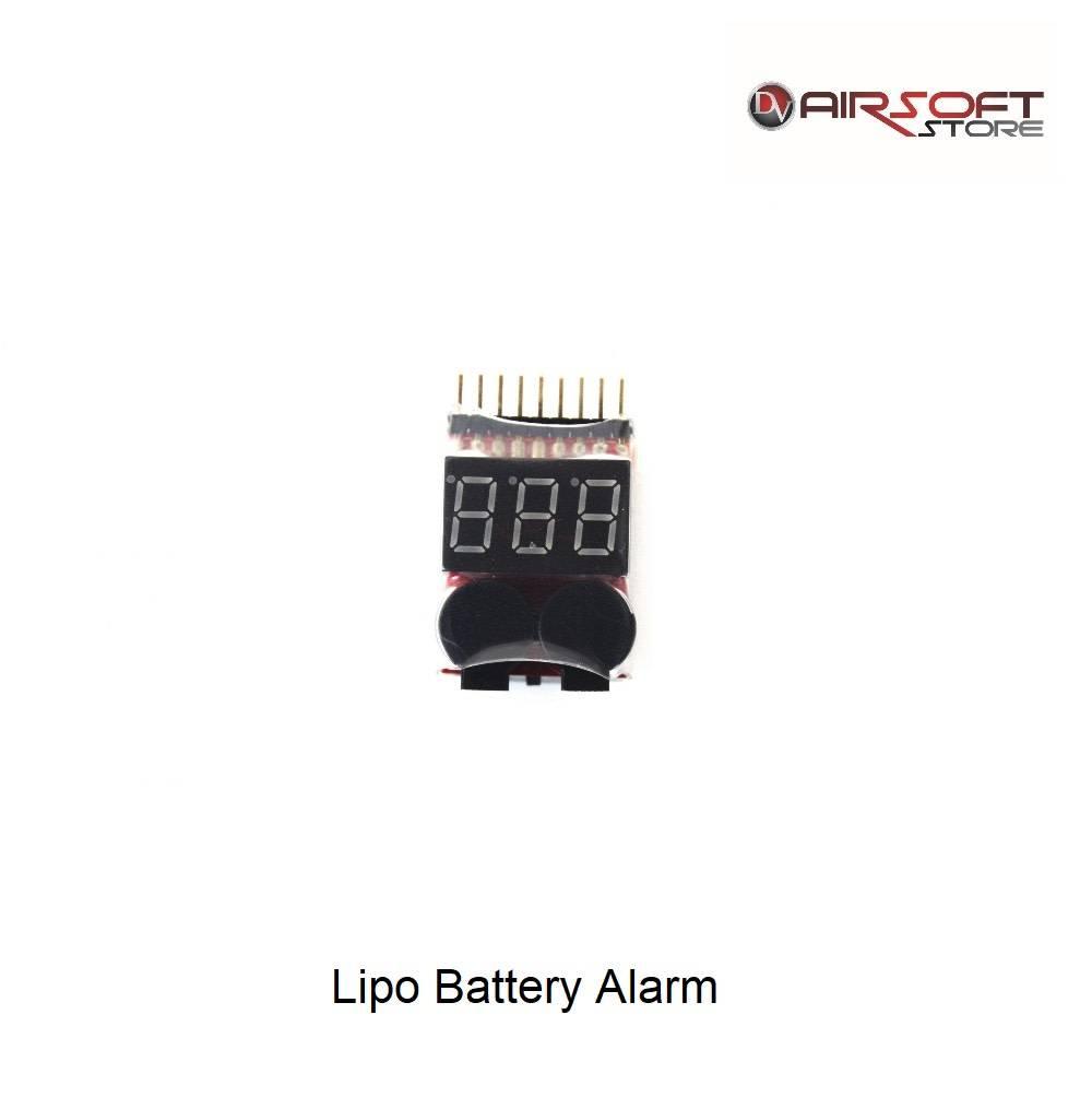 WE Europe Nuprol Lipo Battery Alarm