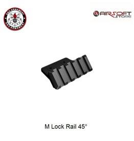 G&G M Lock Rail 45°