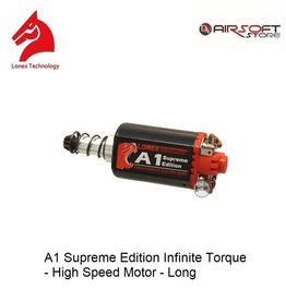 Lonex A1 Supreme Edition Infinite Torque - High Speed Motor - Long