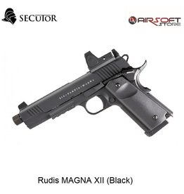 Secutor Rudis MAGNA XII (Black)