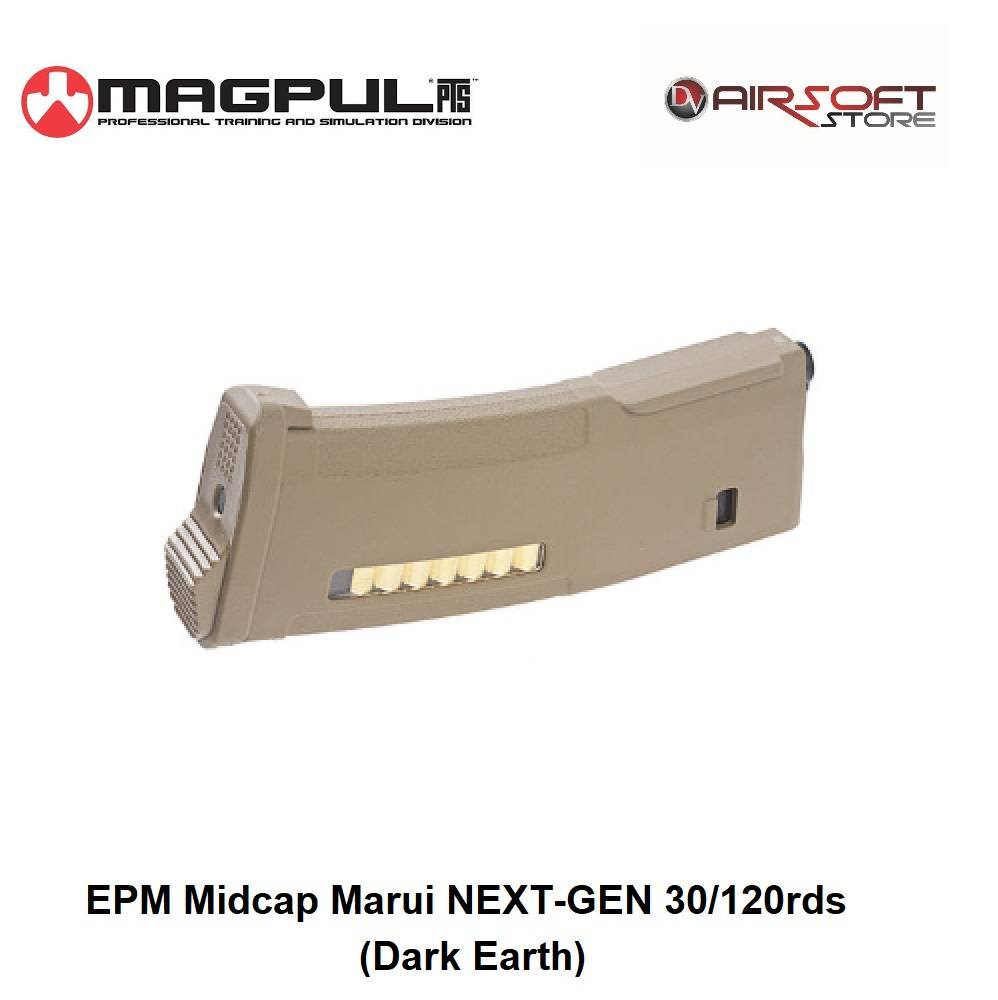 PTS EPM Midcap Marui NEXT-GEN 30/120rds (Dark Earth)