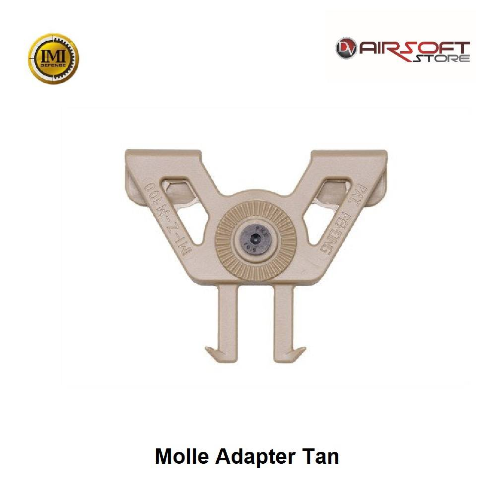 IMI Defense Molle Adapter Tan