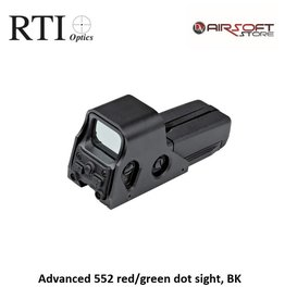 ASG Advanced 552 red/green dot sight (Black)