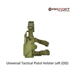 Universal Tactical Pistol Holster Left (OD)