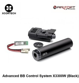 Xcortech Advanced BB Control System X3300W (Black)