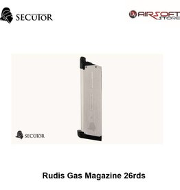 Secutor Rudis Gas Magazine 26rds