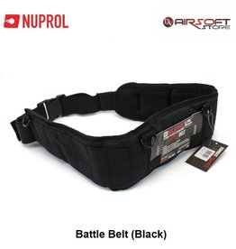 NUPROL Battle Belt (Black)