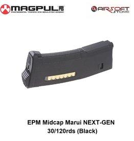 Magpul EPM Midcap Marui NEXT-GEN 30/120rds (Black)