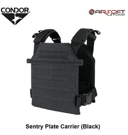 CONDOR Sentry Plate Carrier (Black)
