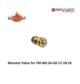 Maple Leaf Monster Valve for TM-WE-SA-GK 17-18-19