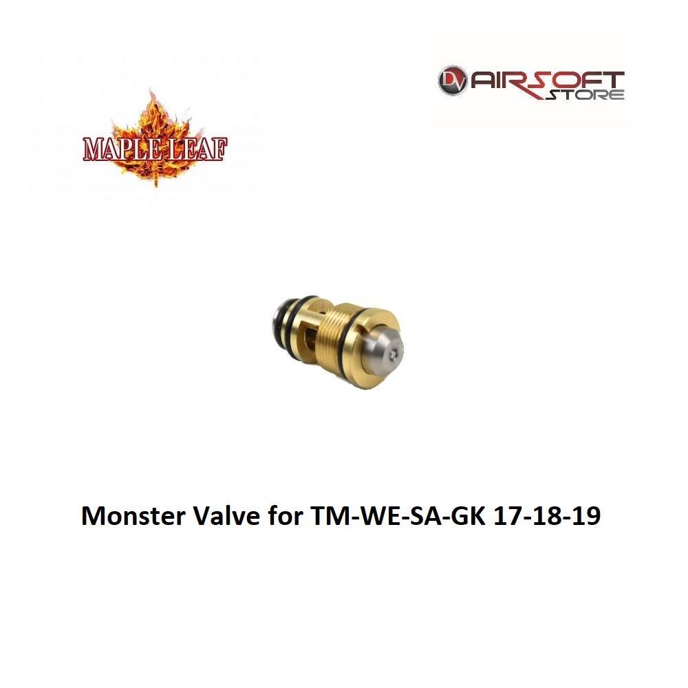 Maple Leaf Monster Valve for TM-WE-SA-GK 17-18-19