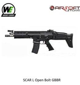 WE Europe SCAR-L Open Bolt GBB