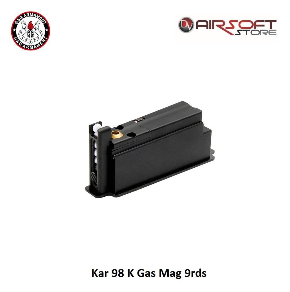 G&G Kar 98 K Gas Mag 9rds