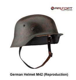 German Helmet M42 (Reproduction) for reanactment