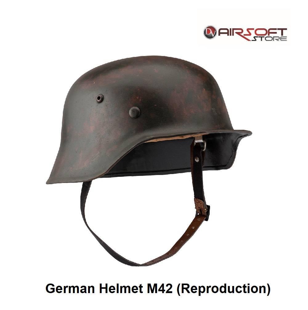 German Helmet M42 (Reproduction) for reanactment