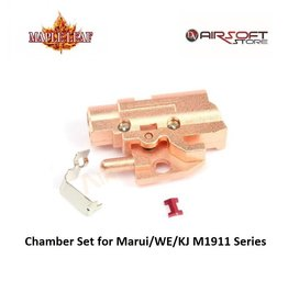 Maple Leaf Chamber Set for Marui/WE/KJ M1911 Series
