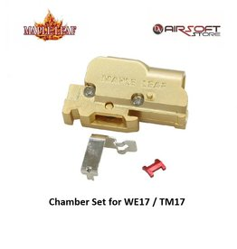 Maple Leaf Chamber Set for WE17 / TM17