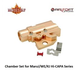 Maple Leaf Chamber Set for Marui/WE/KJ Hi-CAPA Series