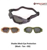 WE Europe Shades Mesh Eye Protection